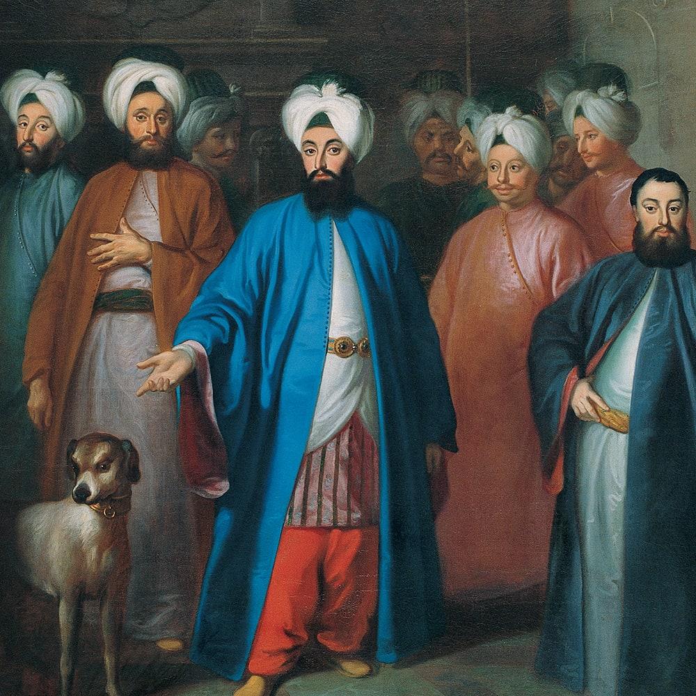 Mehmed Said Efendi ve Maiyeti