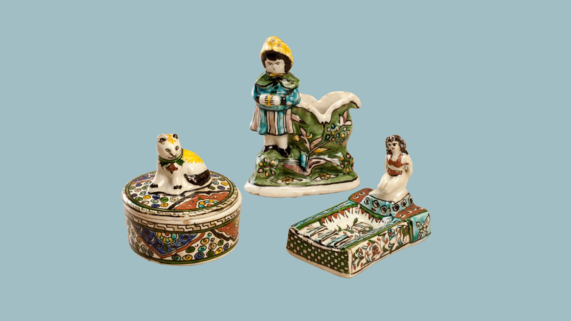 Kütahya Çini ve Seramikleri Koleksiyonu