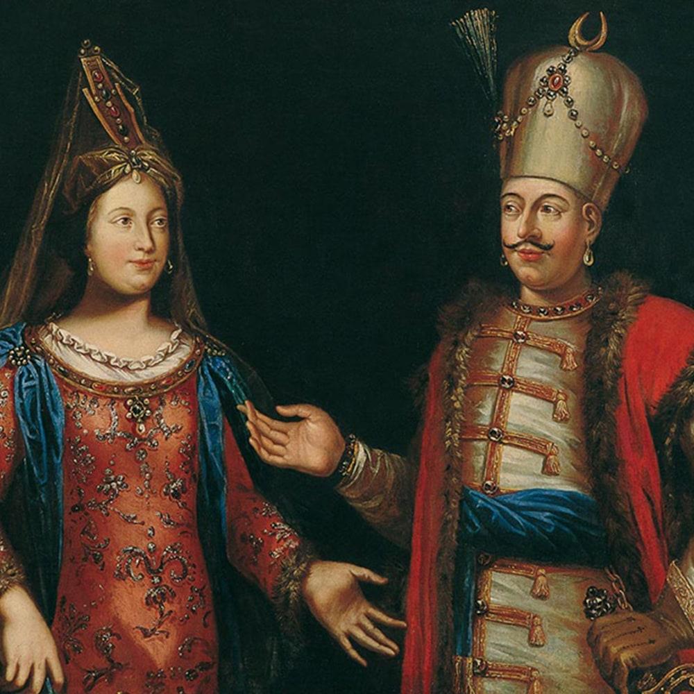 Osmanlı Sultanı ve Hasekisi
