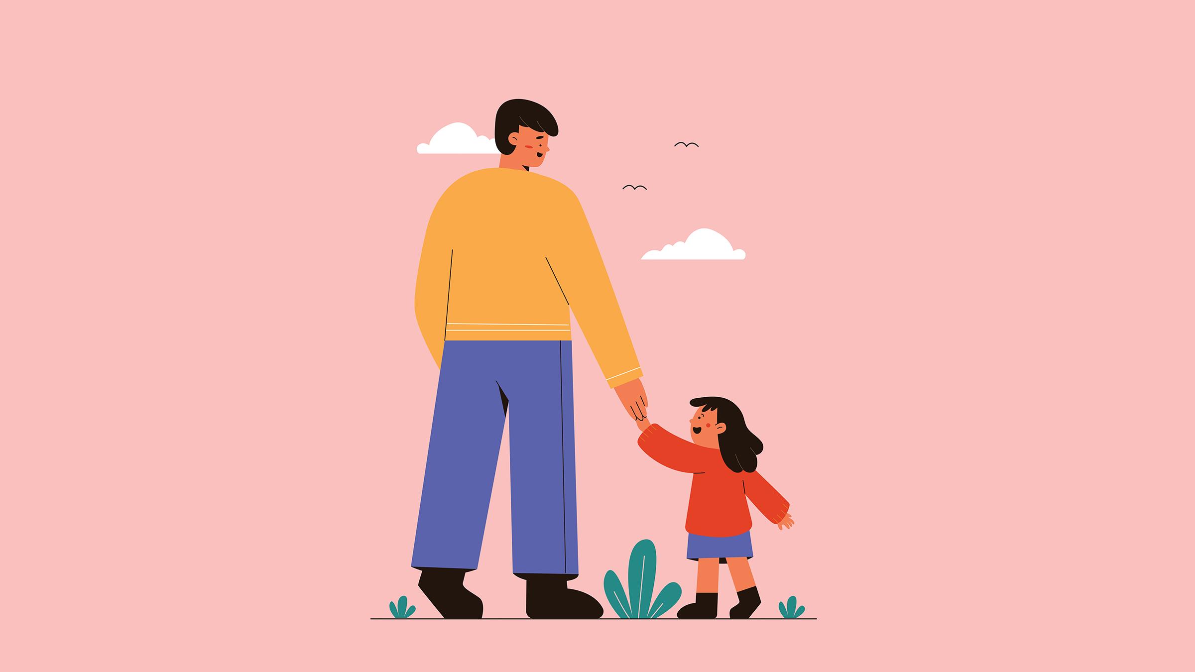 Renkler, Sorular, Aksiyon! <br> Babalar Günü'ne Özel Oyun Tasarımı