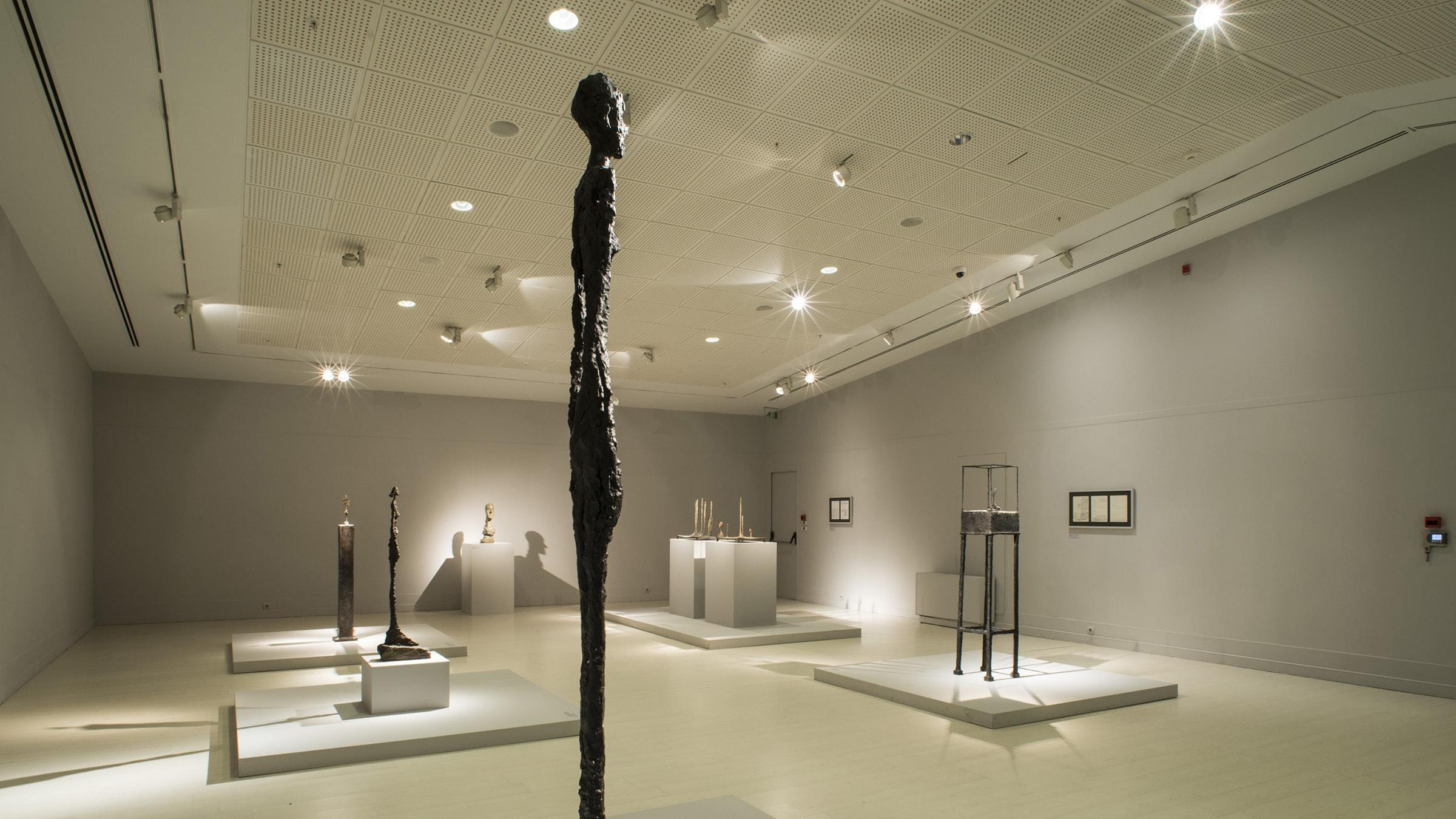 Modern Heykelde Kütle-Boşluk İlişkisi ve Alberto Giacometti<br/>Uşun Tükel
