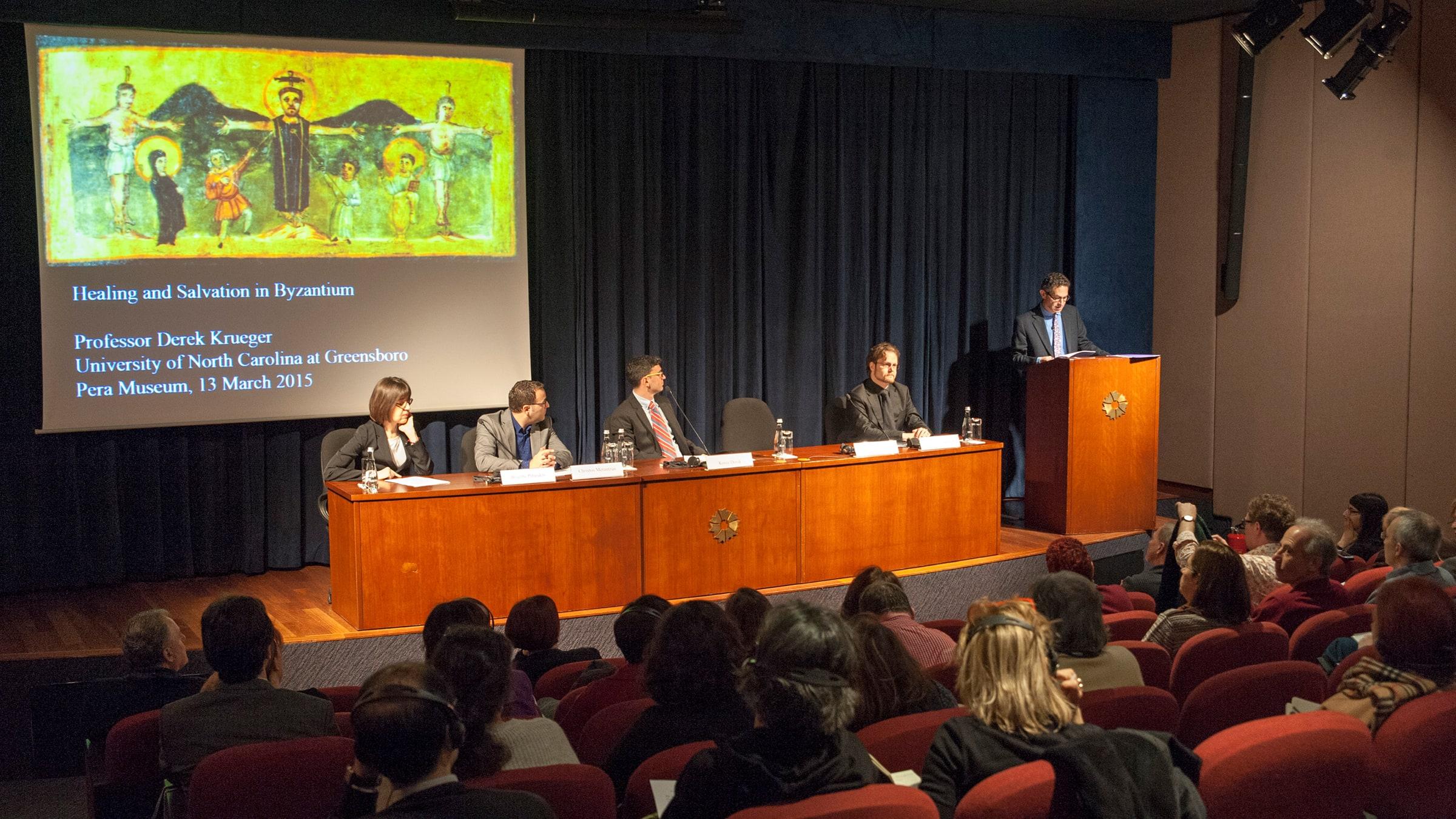 Hayat Kısa, Sanat Uzun: Bizans'ta Şifa Sanatı<br/>Yeni Bakışlar