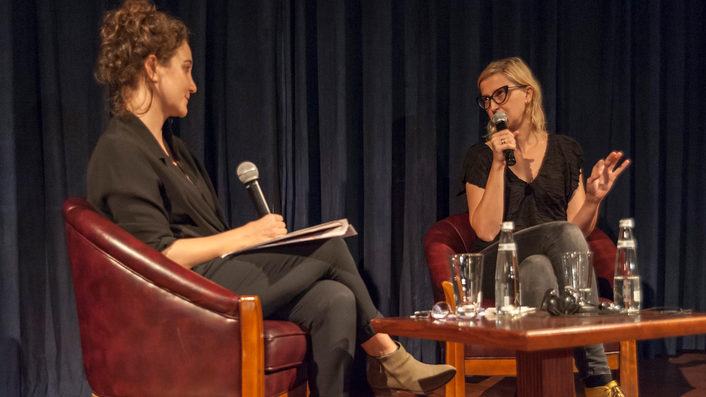 Yönetmen Jasmila Žbanić ile Söyleşi