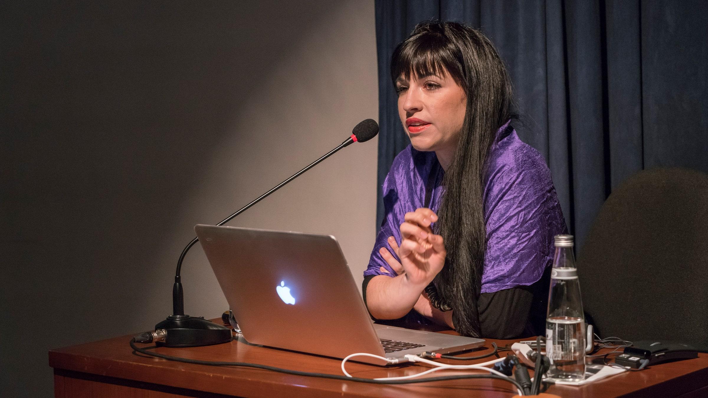 Arzuyu İnşa Etmek <br>Jasmina Cibic