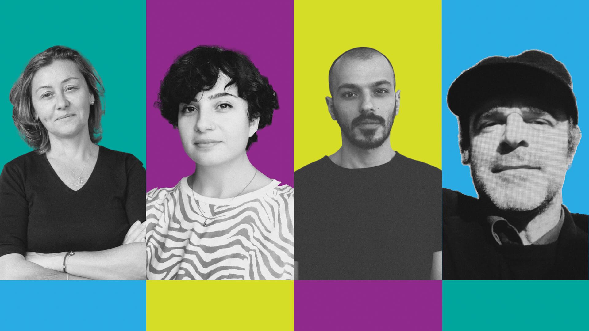 Geçiş – Okuldan Hayata <br> Merve Dündar, Sevim Kaya, Buğra Erol, Hakan Özer