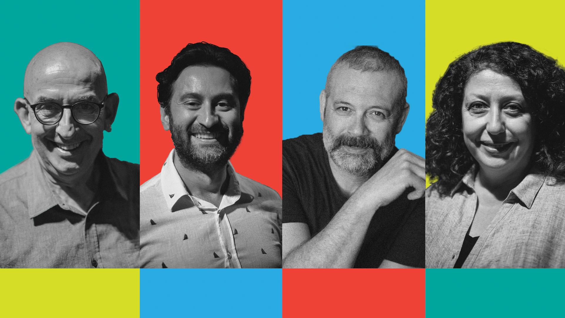Oyunculukta Düşünsellik ve Yaratıcılık <br> Metin Balay, Arda Öztürk, Levent Üzümcü, Fakiye Özsoysal
