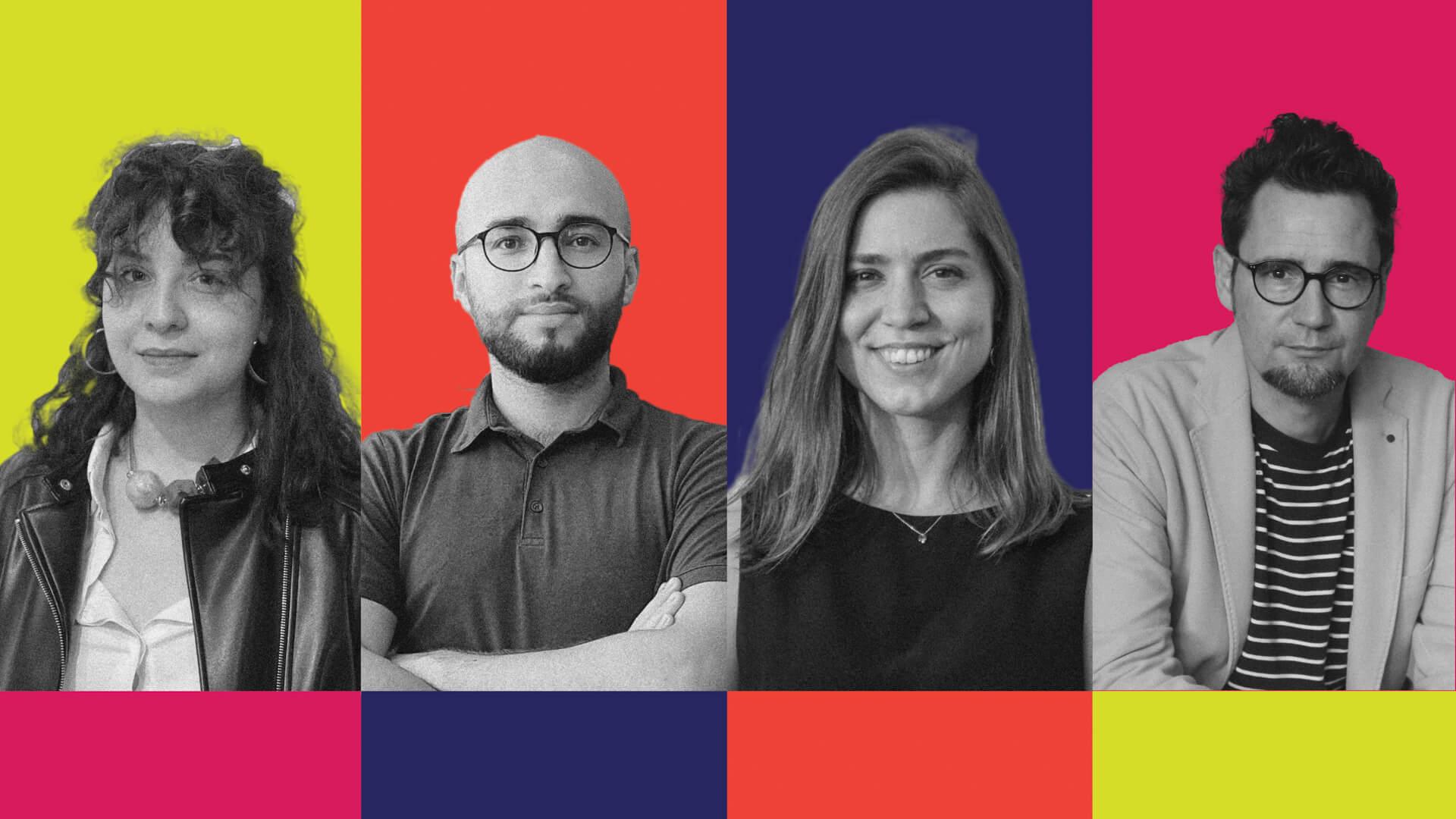 Sanat ve Kültür Yönetimine Genç Bir Bakış <br> Esra Özkan, Halil Yıldırır, Eda Göknar, Marcus Graf