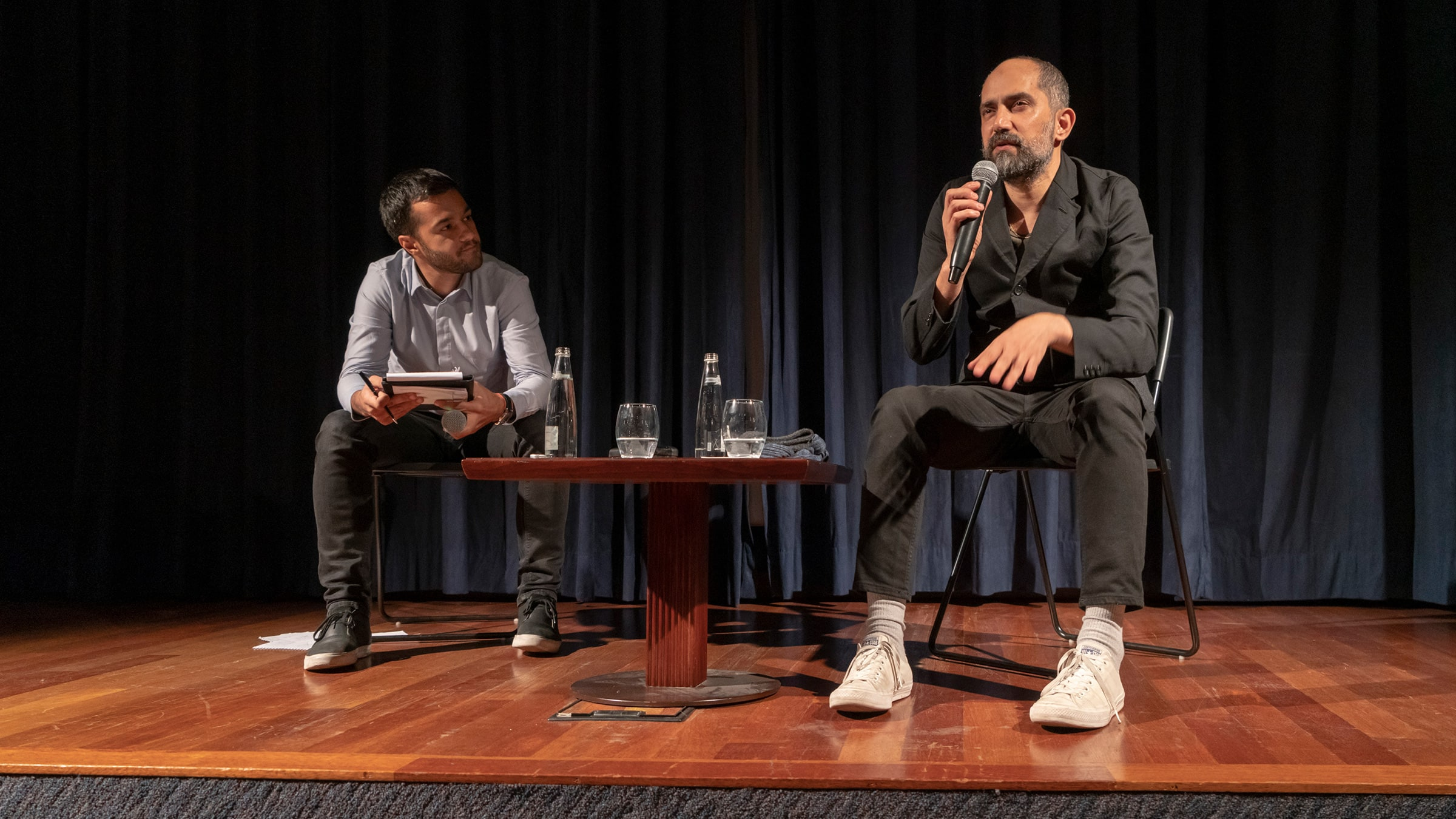Yönetmen Shlomi Elkabetz ile Söyleşi