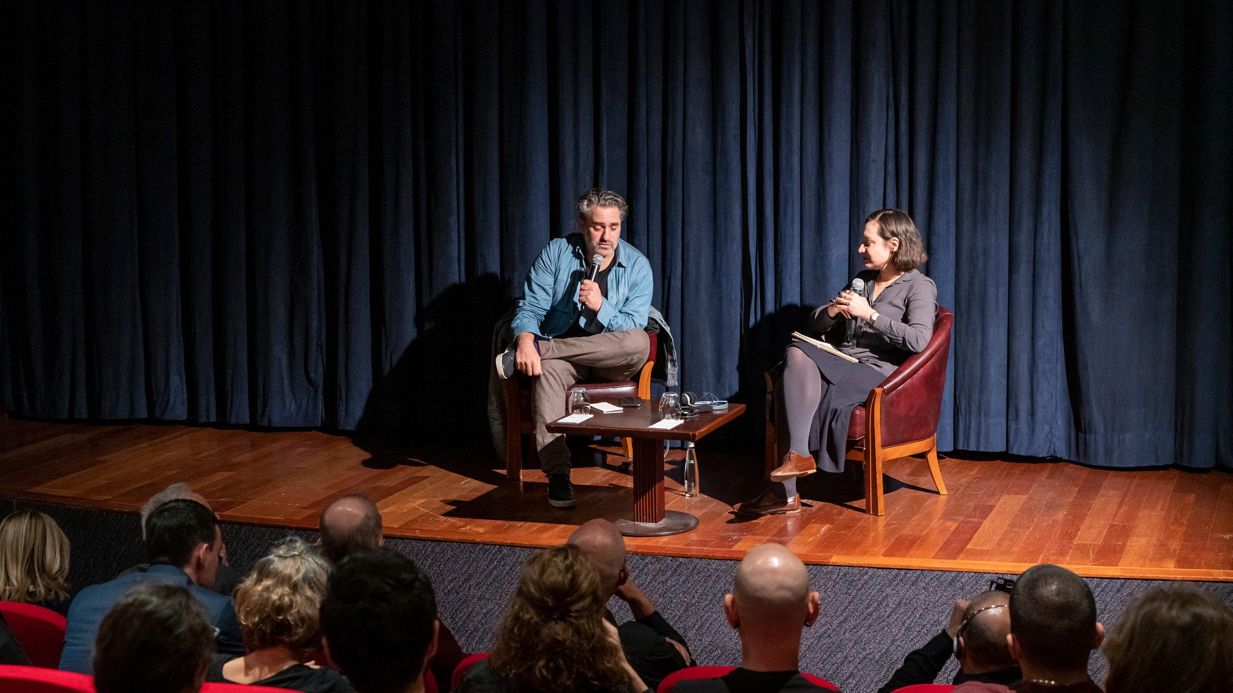 Yönetmen Tomer Heymann ile Söyleşi