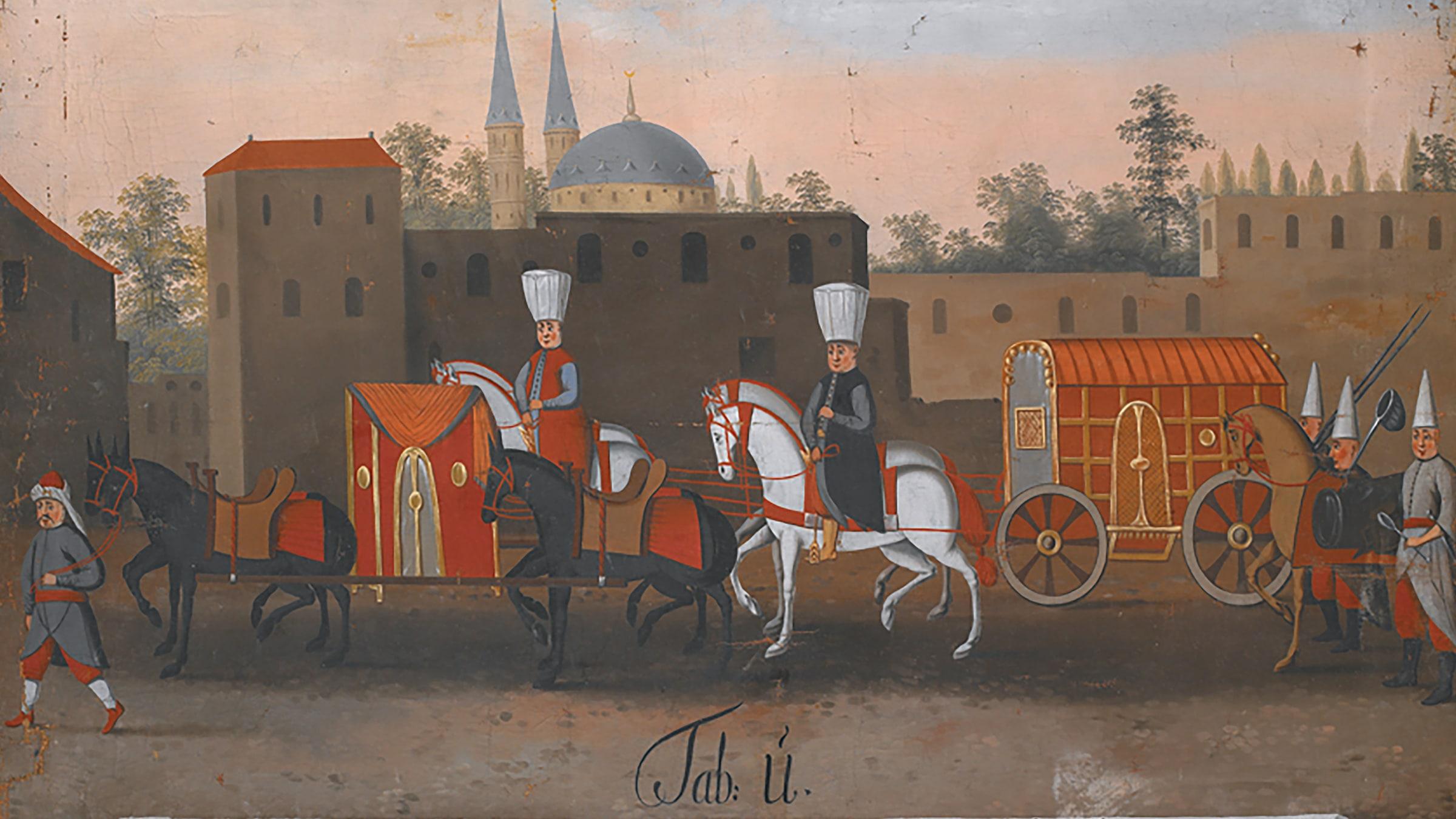 Avcı Mehmed'in Alay-ı Hümayunu