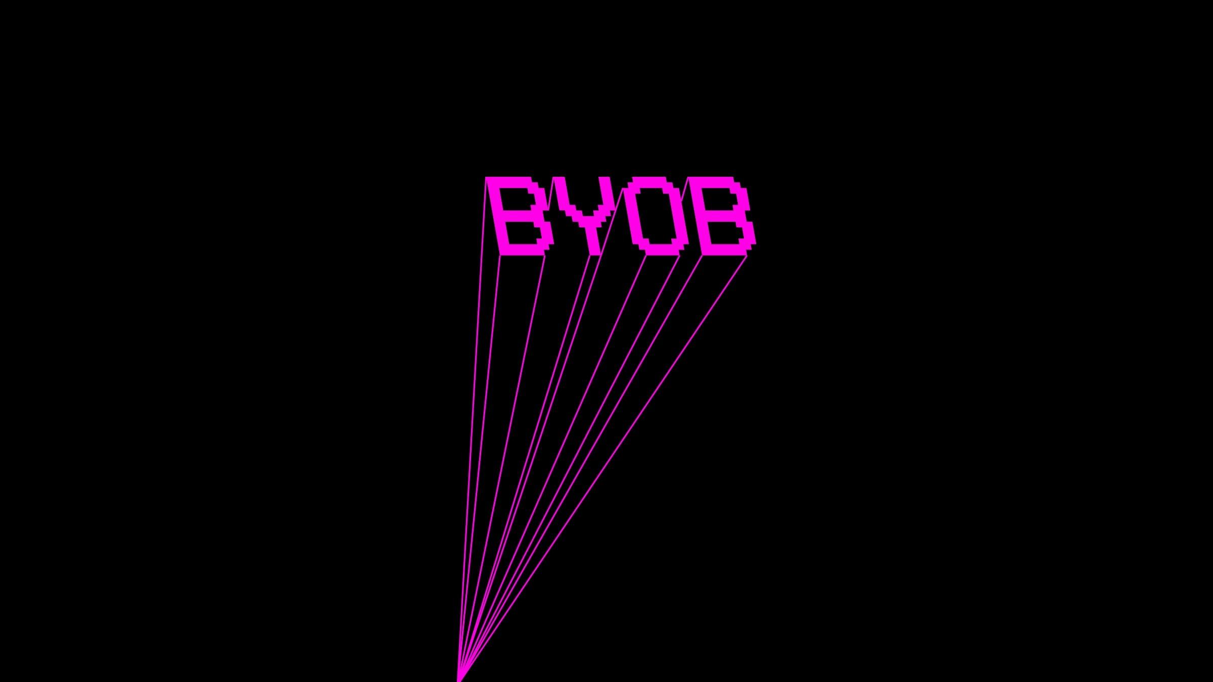 BYOB (Bring Your Own Beamer)