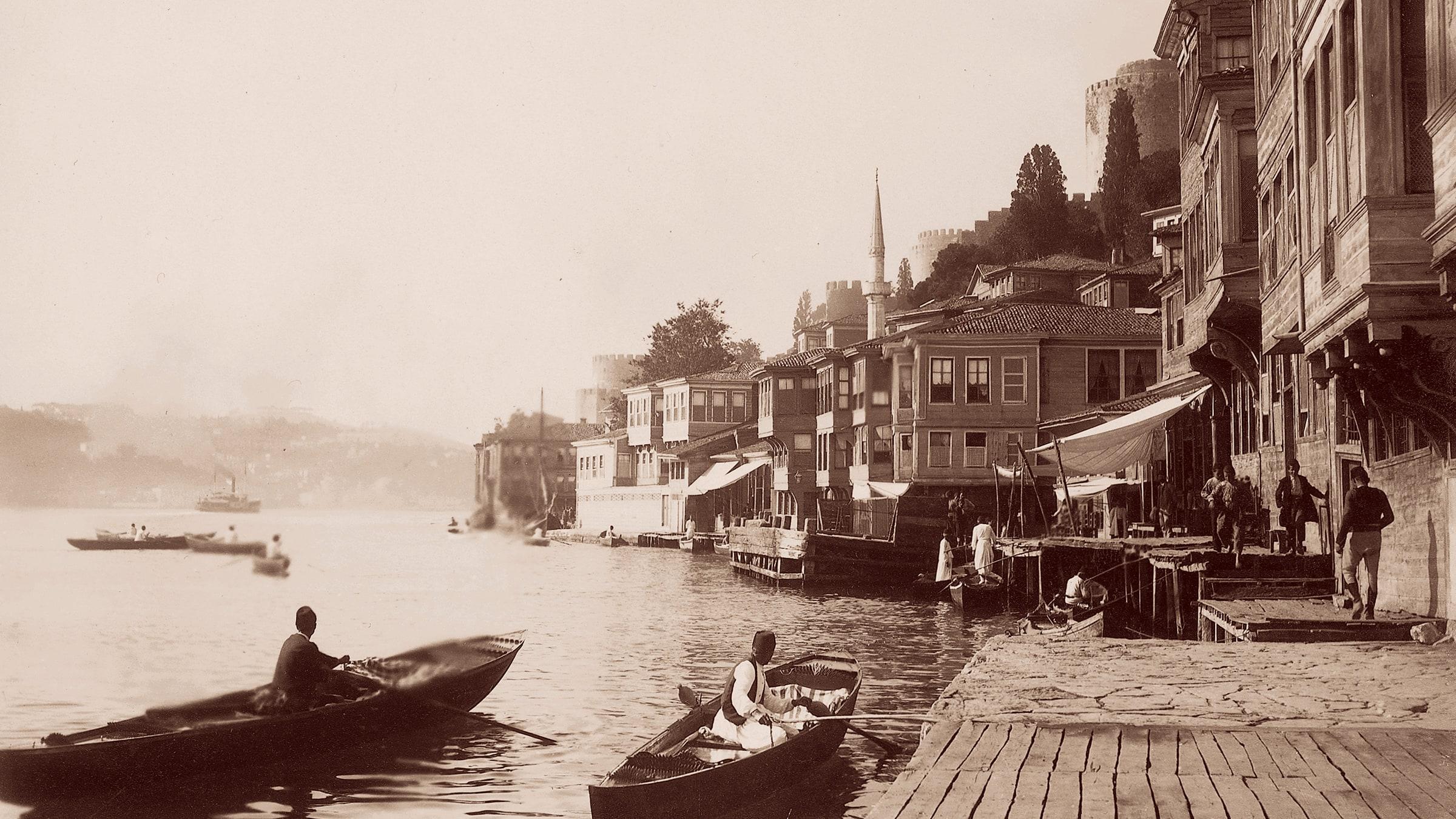 Konstantiniyye'den İstanbul'a