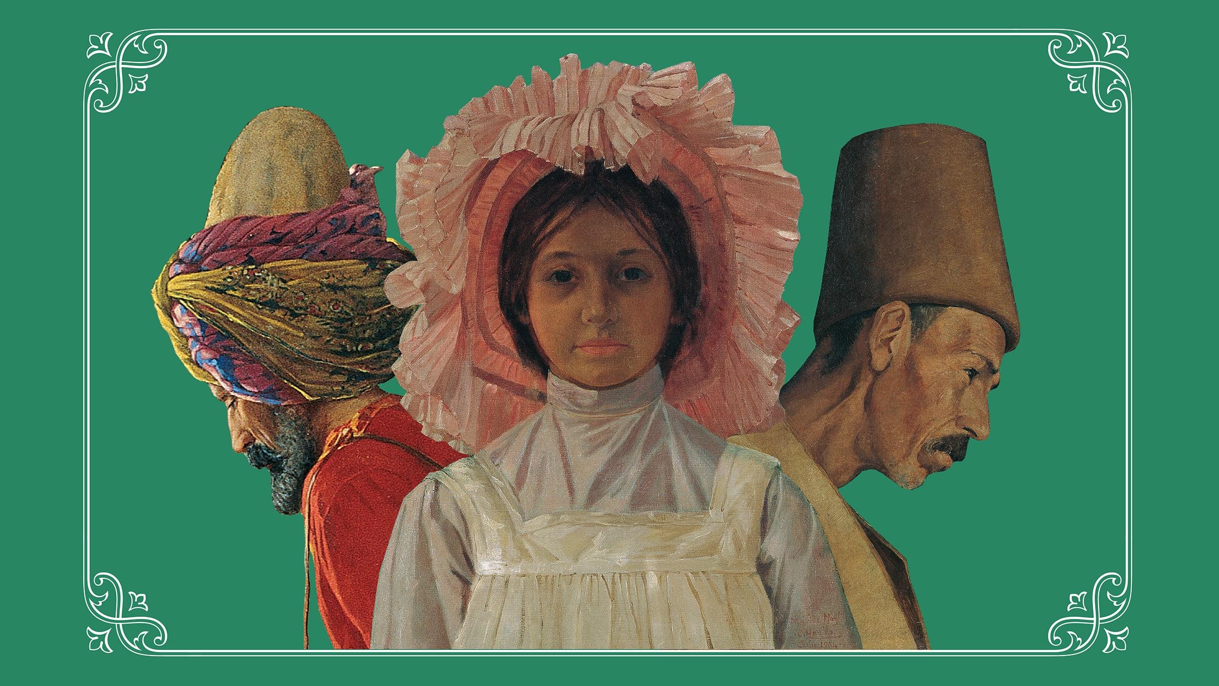 Osman Hamdi Bey'in Dünyasına Yolculuk<br>Sanal Gerçeklik Deneyimi