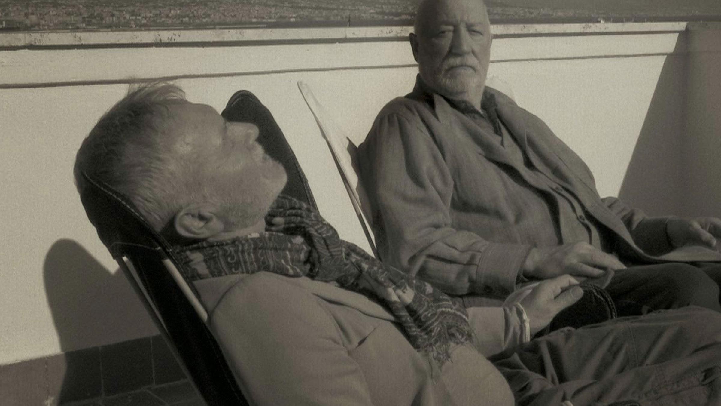 Vincent Dieutre:<br>Yalnızlık Alıştırmaları<br>36. İstanbul Film Festivali