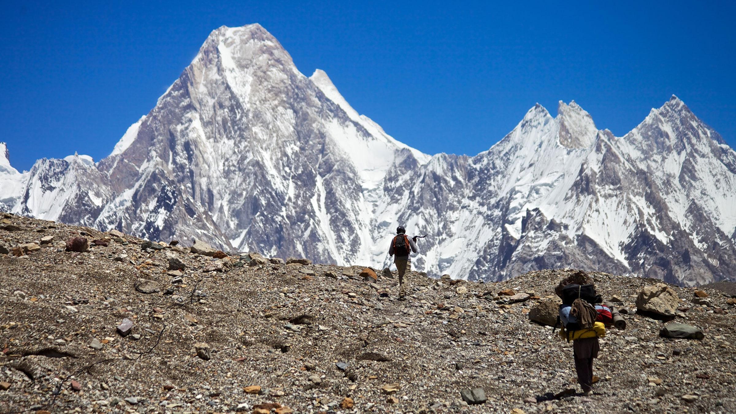 K2 ve Görünmez Uşaklar