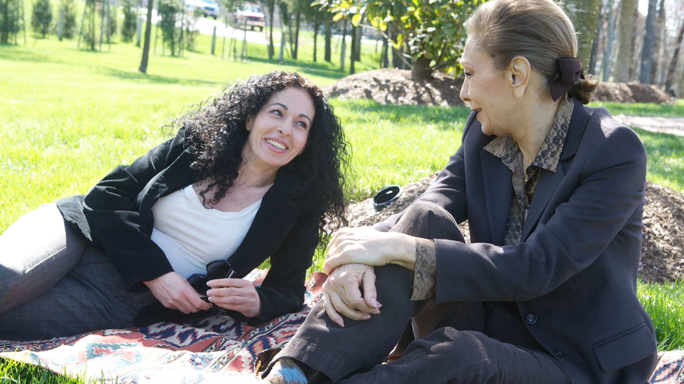 Nahid Persson Sarvestani: Belgeseller<br/>Filmmor Kadın Filmleri Festivali