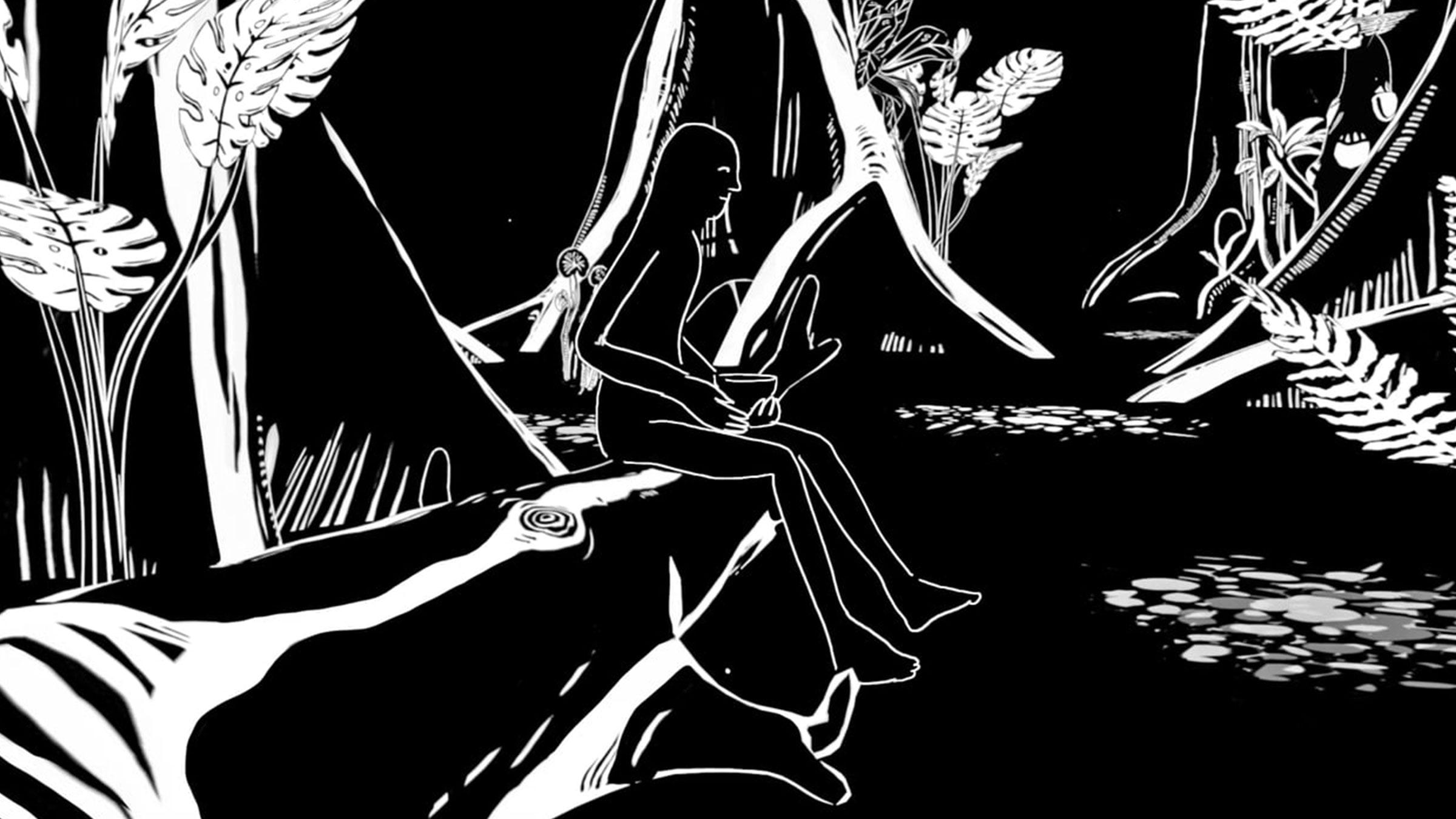 Çalkantılı Zamanlar ve Tanıdık Yerler<br> Tricky Women Kısa Animasyonlar