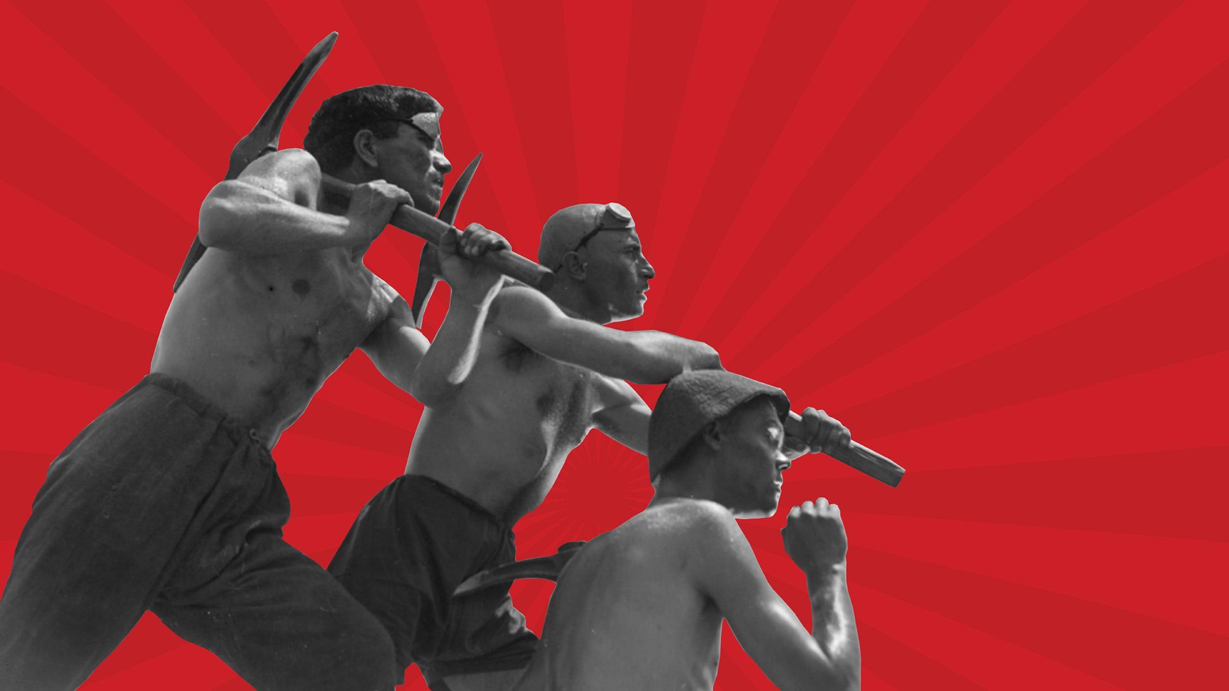 Kızıl Devrim <br> Sovyet Cevherleri