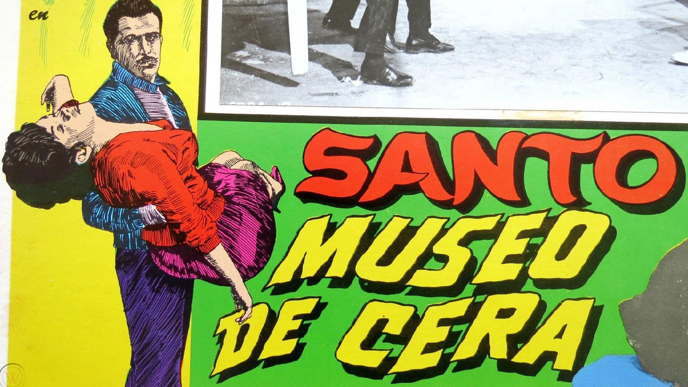 El Santo Süperstar, Meksika!