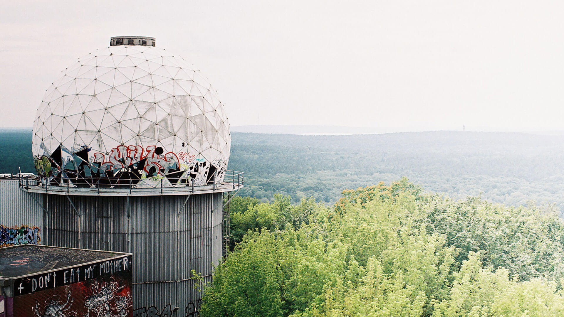 Natura Urbana | Berlin'in Boş Arazileri