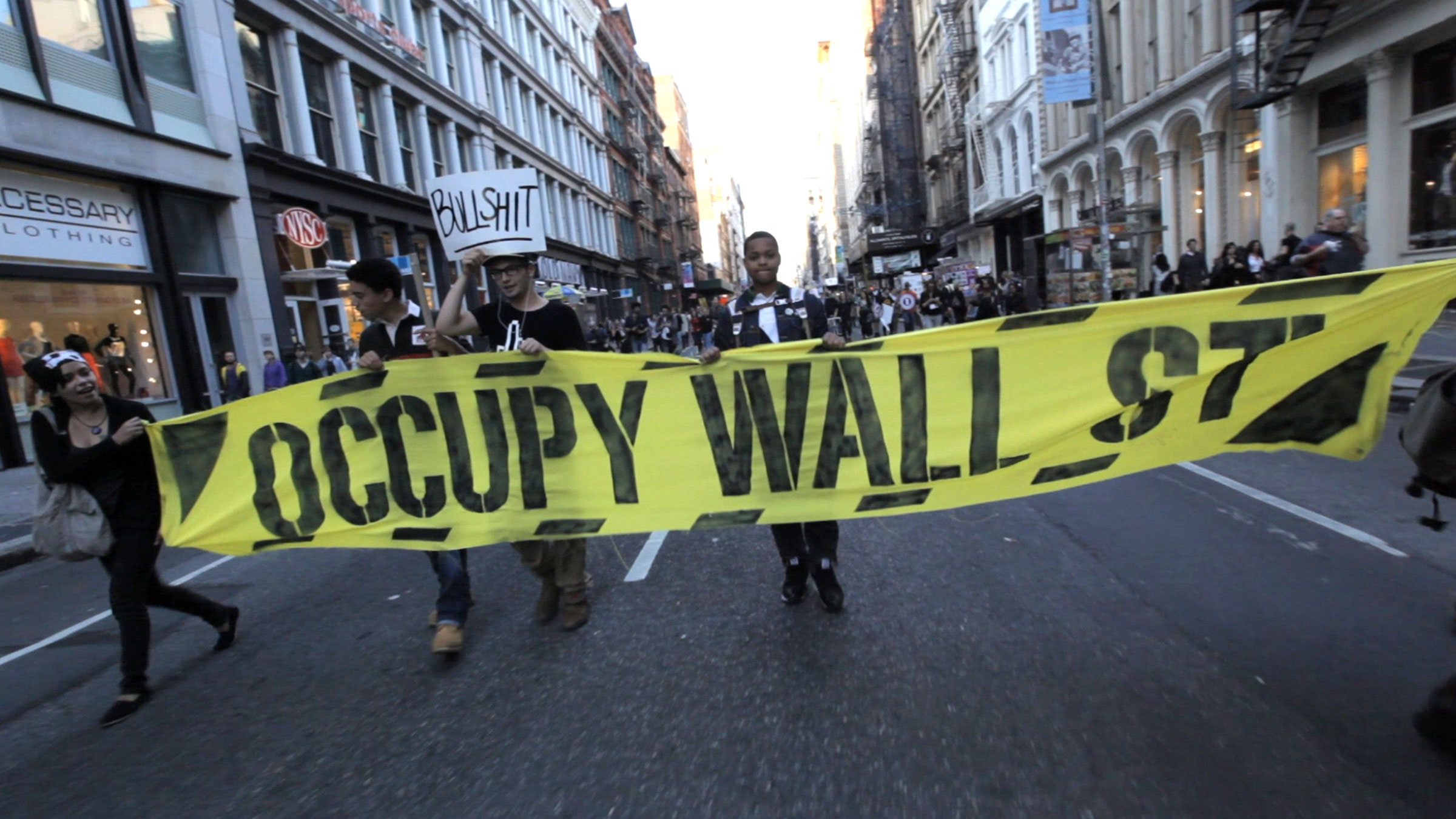 Occupy: Film
