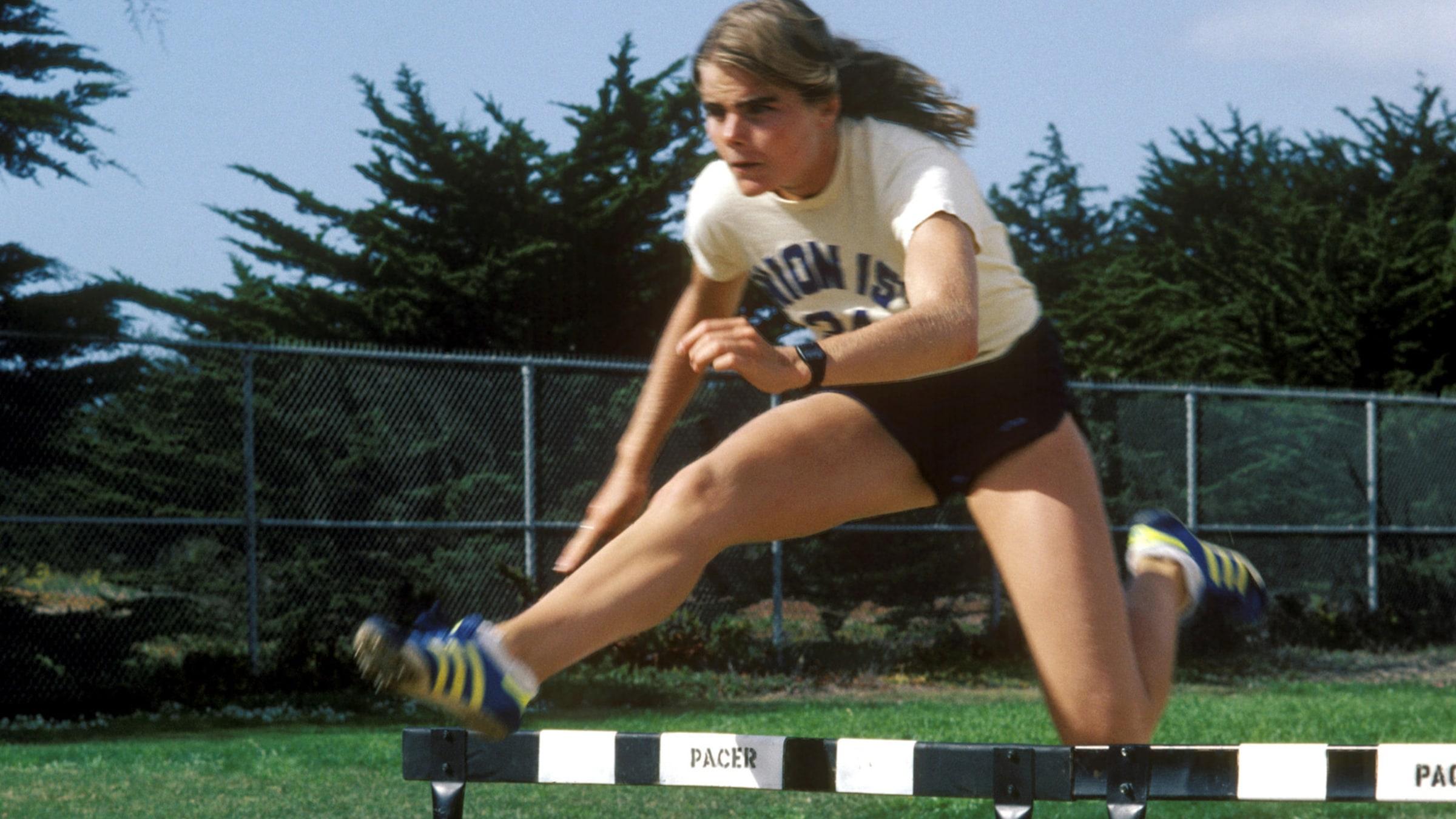 Altın Madalya <br> Sporda Kadın