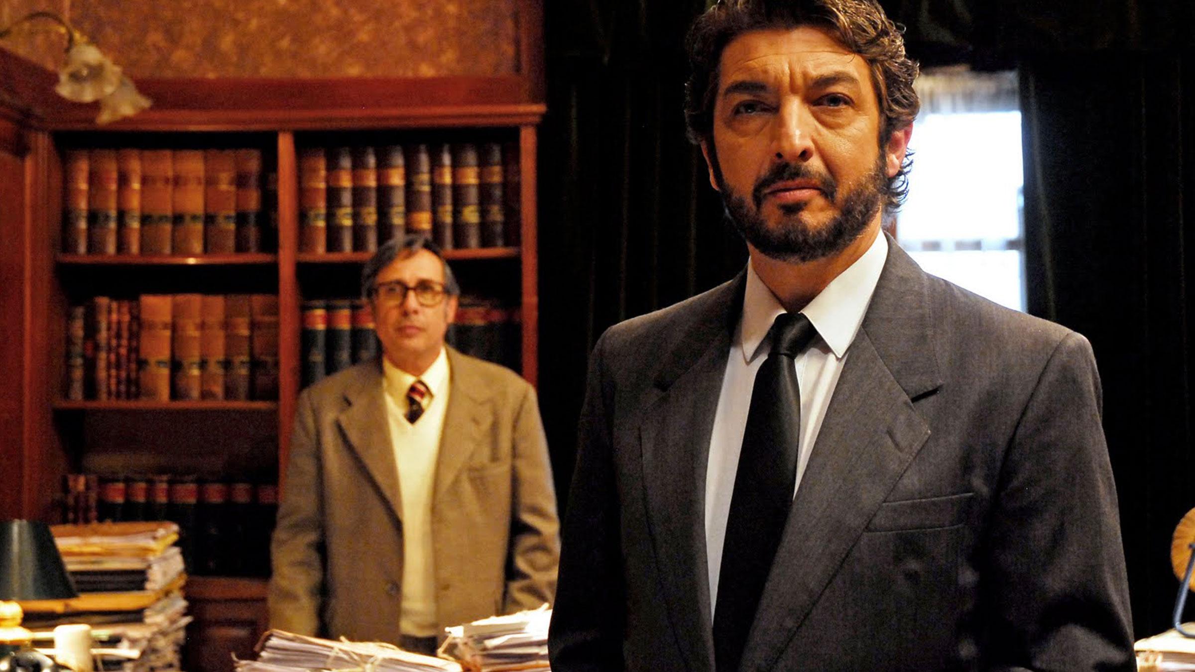 Suç ve Ceza <br> Arjantin Hikâyeleri