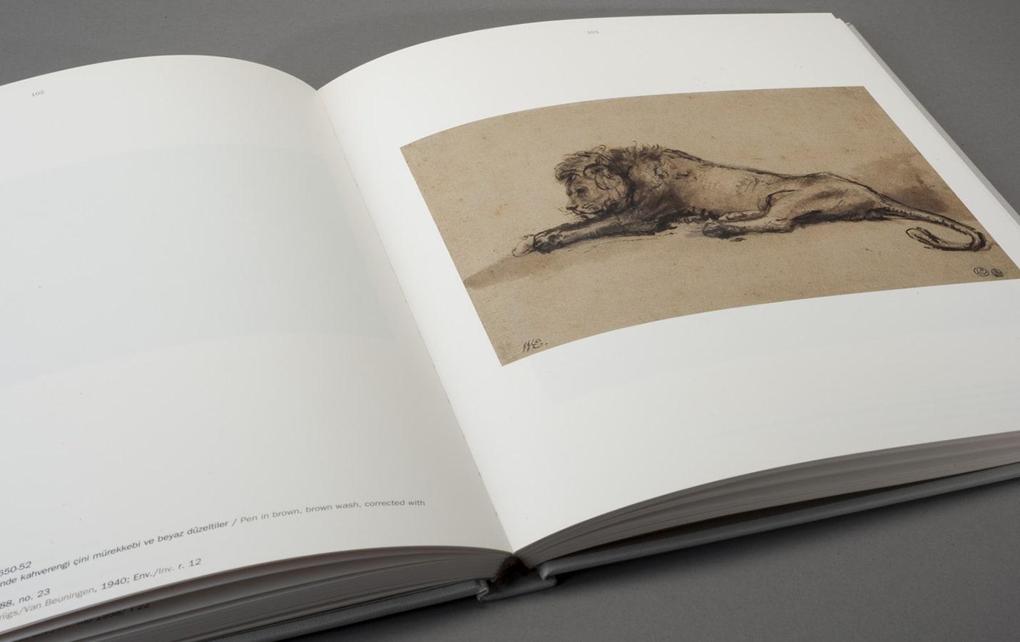 Rembrandt ve Çevresi / DESENLER