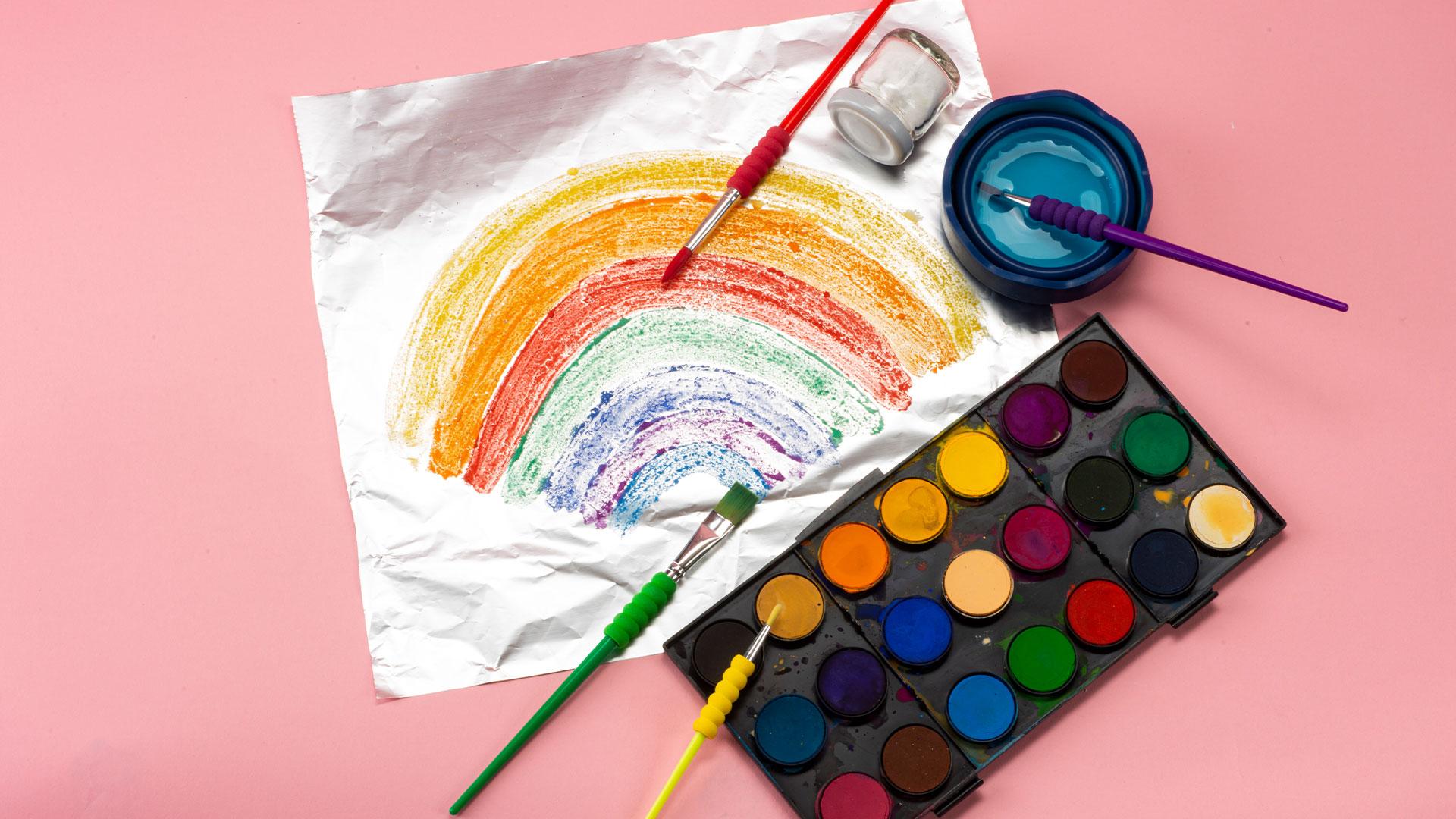 Renklerin Keşfi (Anaokulu)