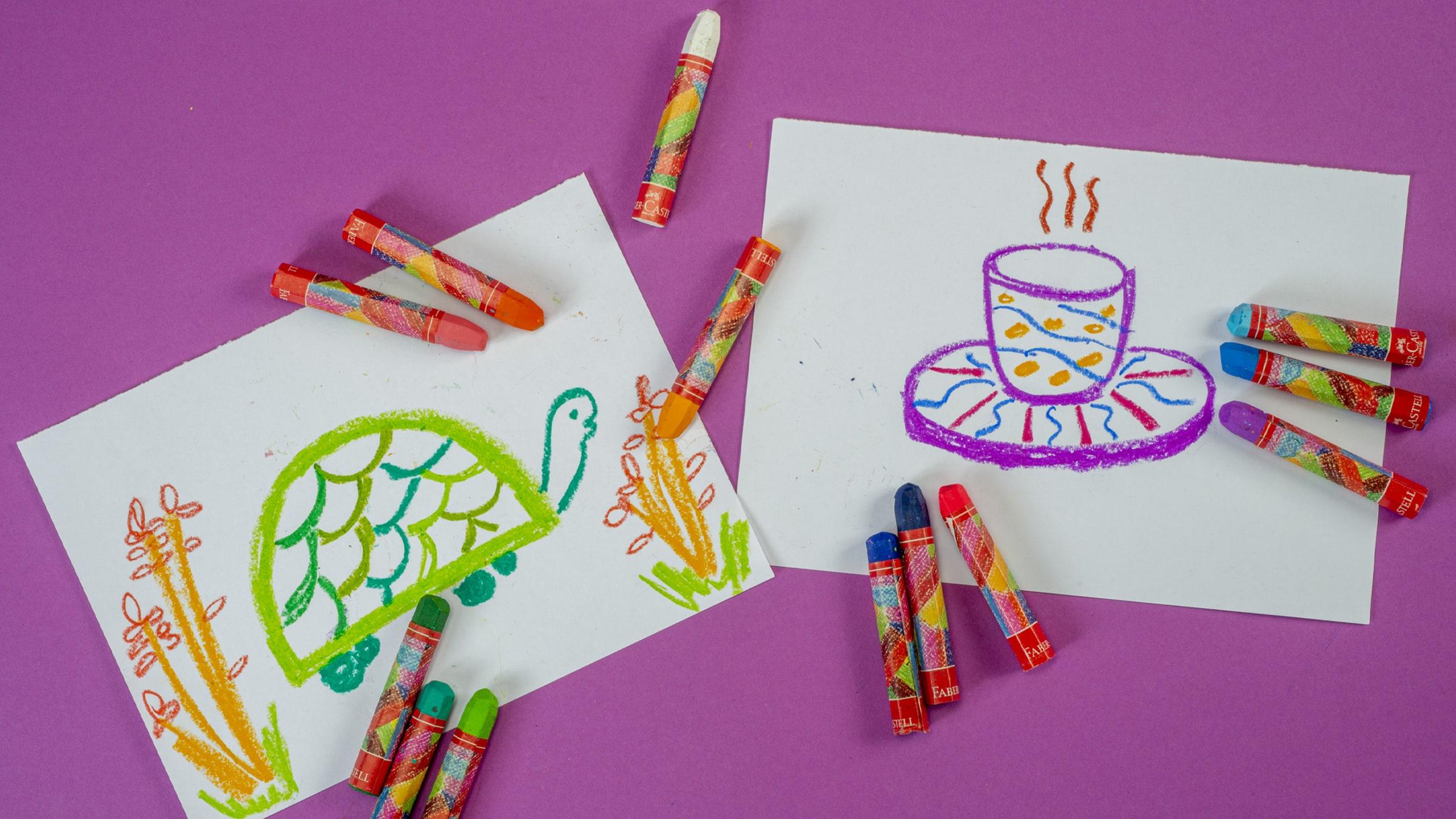 Kaplumbağa Çizimi ve Fincan Tasarımı (İlkokul – Ortaokul)