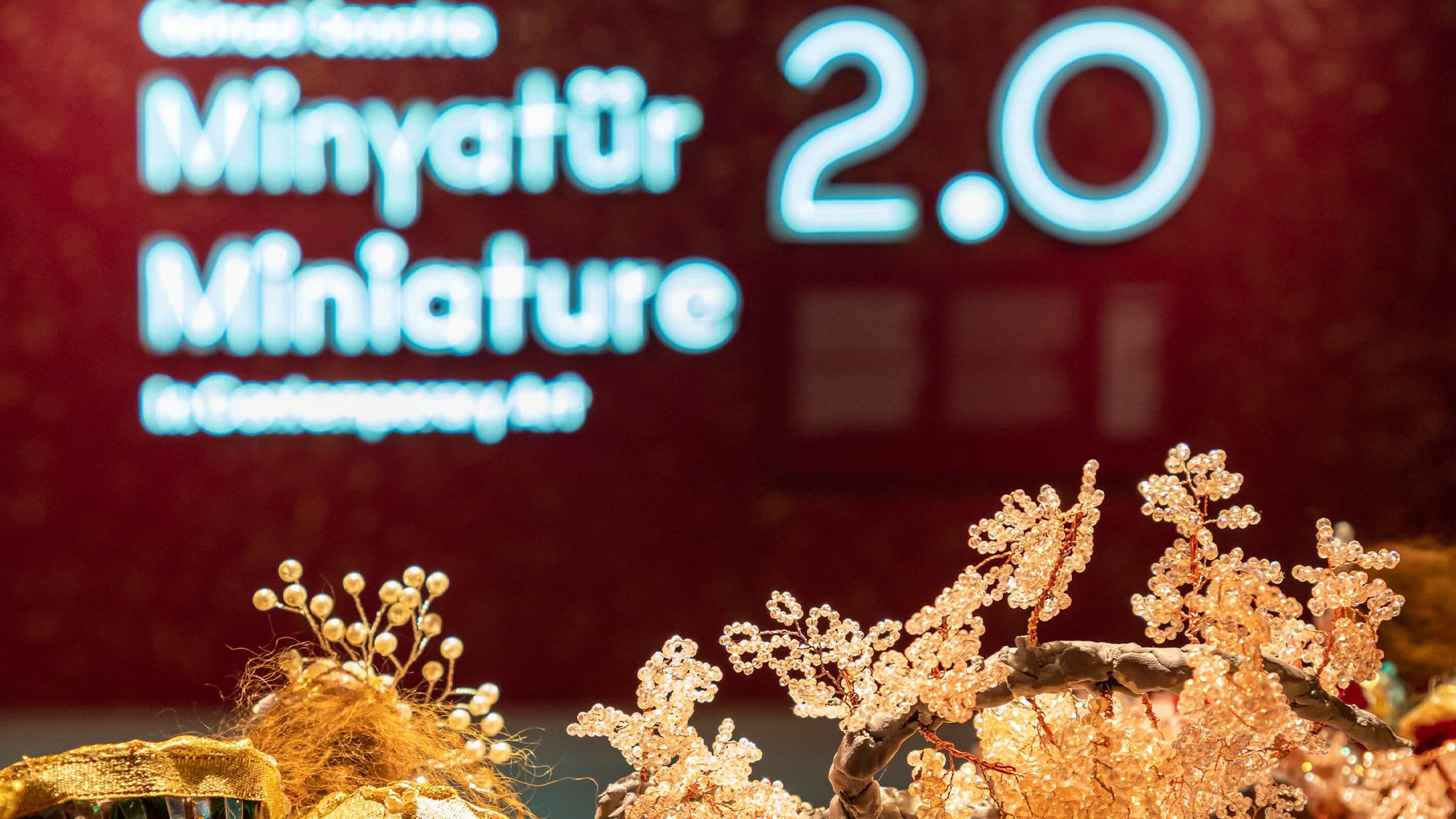 Minyatür 2.0: Güncel Sanatta Minyatür Çevrimiçi Sergi Turu