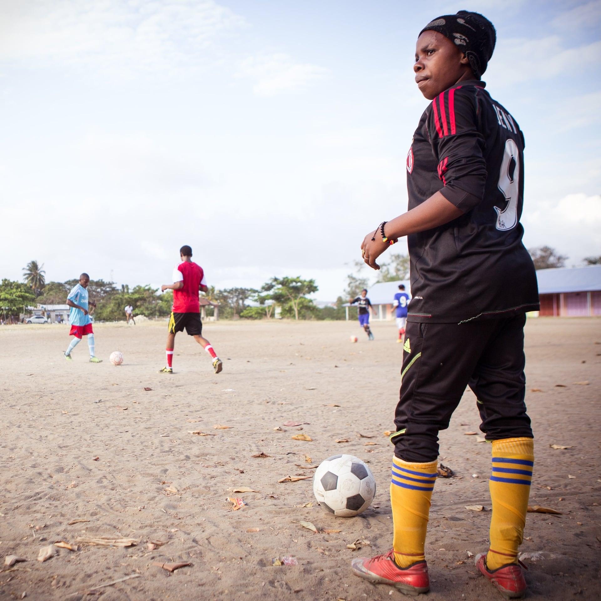 Bir Zanzibar Futbol Öyküsü